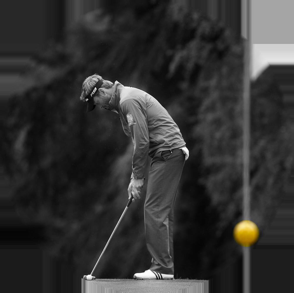 Photographie de golf